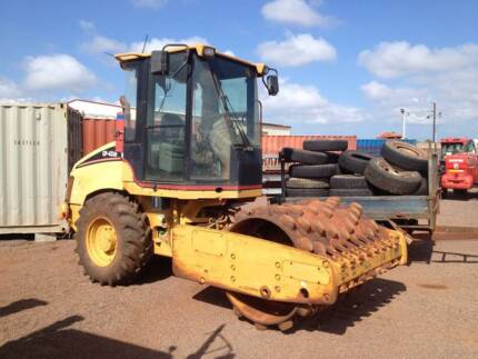 CAT CP433E roller ****NEGOTIABLE****