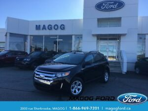 2013 Ford Edge SEL BANCS CHAUFFANTS BLUETOOTH ATTACHE REMORQUE