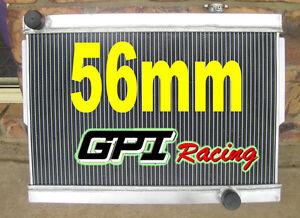 GPI 56mm Holden torana LJ LC LH LX V8 with chev engine V8  Aluminum Radiator