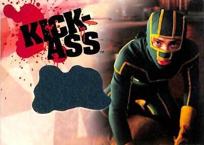 Dynamische Streitkräfte 2010 Kick-Ass Film Authentisch Kostüm Chase Karte Rare C