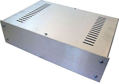 Diy Project Geckodrive Cnc Stepper Control Box Instrument Case 20-12123n