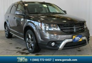 2016 Dodge Journey FWD Crossroad/Bluetooth/3rd row seats