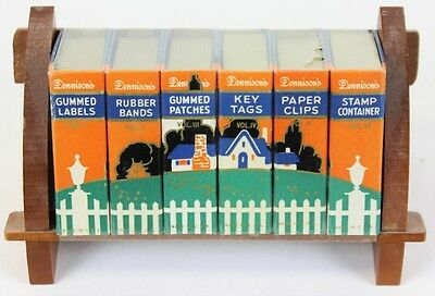 Boxed Set Of 6 Vol. Dennisons On Stand