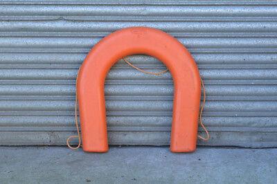 boat horseshoe life ring  floatation buoy lifebuoy PERRYBUOY - FREE POSTAGE