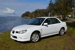 2006 Subaru Impreza Sedan Coal Point Lake Macquarie Area Preview