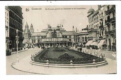 CPA-Carte Postale-Belgique-Oostende- De Kursaal-Gezicht der Stadkant