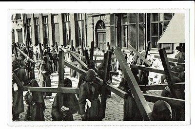 CPA-Carte postale-  BELGIQUE -Veurne - Procession de Pénitence  -S2764