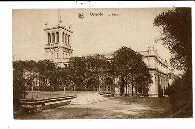 CPA-Carte Postale-Oostende-La Poste - 1929 VM9009