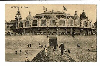 CPA Carte Postale-Belgique-Oostende Le Kursaal--1923 VM12293