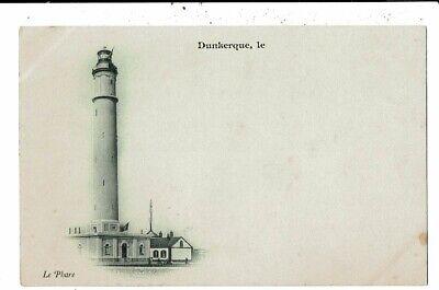 CPA-Carte Postale  France-Dunkerke son Phare VM11836