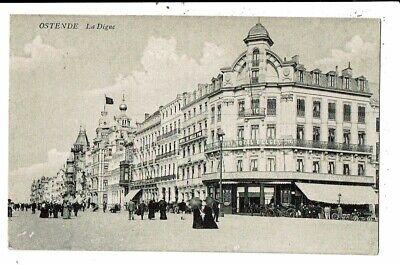 CPA-Carte Postale-Belgique- Oostende- La Digue- VM9042