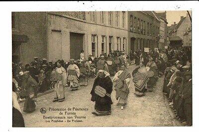 CPA-Carte Postale-Belgique-Veurne- Procession des Pénitents -Les Prophètes