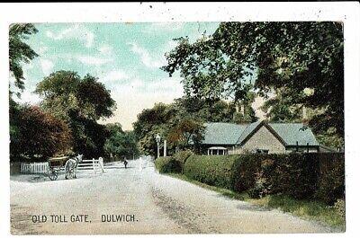 CPA-Carte Postale-Royaume Uni-London-Dulwich-Old Tool Gate -1906VM9665