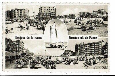 CPM Carte Postale-Belgique-Bonjour de la Panne VM12221