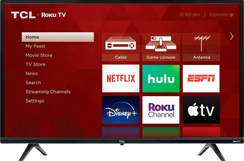 TCL - 32Class 3 Series LED HD Smart Roku TV