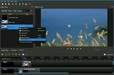 Pro Video Editing Software for Windows 10 8 7 & MacOS 10.9+ Movies Vlogs