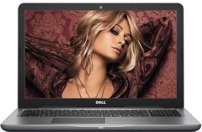 "DELL INSPIRON 17.3"" LED A9-9400 3.20GHz 8GB 1TB DVD+RW WebCam WiFi WIN10 Laptop"