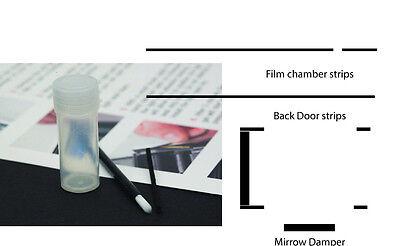 CANON QL-FT, FTb, FTb QL Light Seal Kit Replacement - Laser Cut