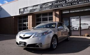 2010 Acura TL SH-AWD NO ACCIDENT LEATHER SUNROOF