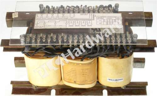 Allen Bradley 1391-T015DT /A Transformer Open Core and Coil 1.5kVA Qty