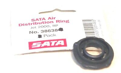 Sata Jet 38638 Air Distribution Ring       Black