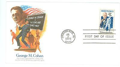 Cohan First Day Cover