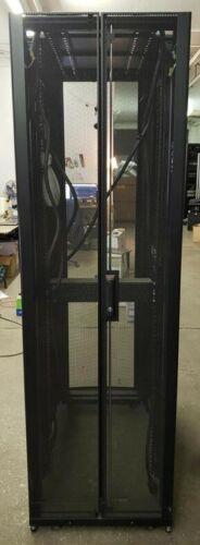 APC NetShelter SX Enclosure E242296 42U Server Rack Cabinet Local Pickup Denver