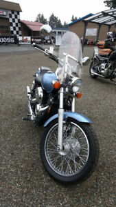 2005 Honda Shadow Spirit 750cc fo sale