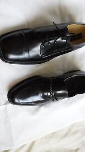 BRAND NEW TWO PAIRS OF SHOES MADE IN ITALY