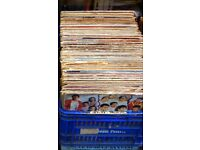 Collection of Vinyl records