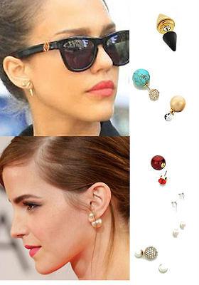 Uniklook Jewelry Trend Double Sided Peek A Boo