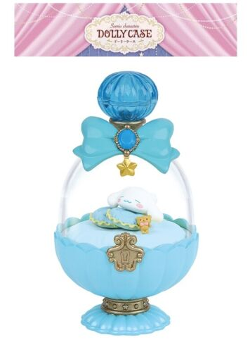 RE-MENT Sanrio Characters Dolly Case Sleeping Toy Mini Figure #5 Cinnamoroll NEW
