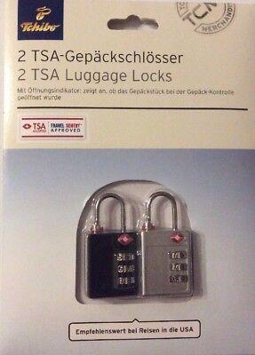 TSA Gepäckschlösser Kofferschloss Zahlenschloss