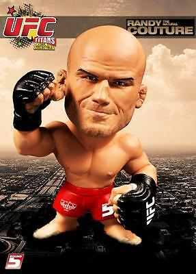 Randy Couture Round 5 Ufc Series 1 Titans Vinyl Action Figure Toy