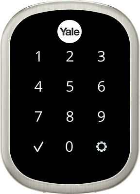 Yale Assure Lock SL with Z-Wave Plus - Key Free Door Lock wi