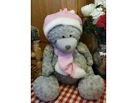 Big Xmas teddy / unwanted gift