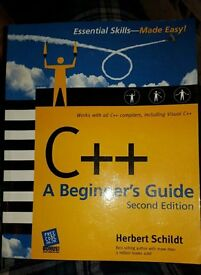 C++ a beginners guide