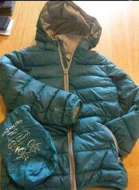 H&J Kids Down Filled Jacket.