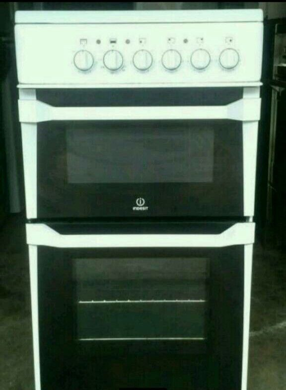 Indesit 50cm electric cooker can deliver