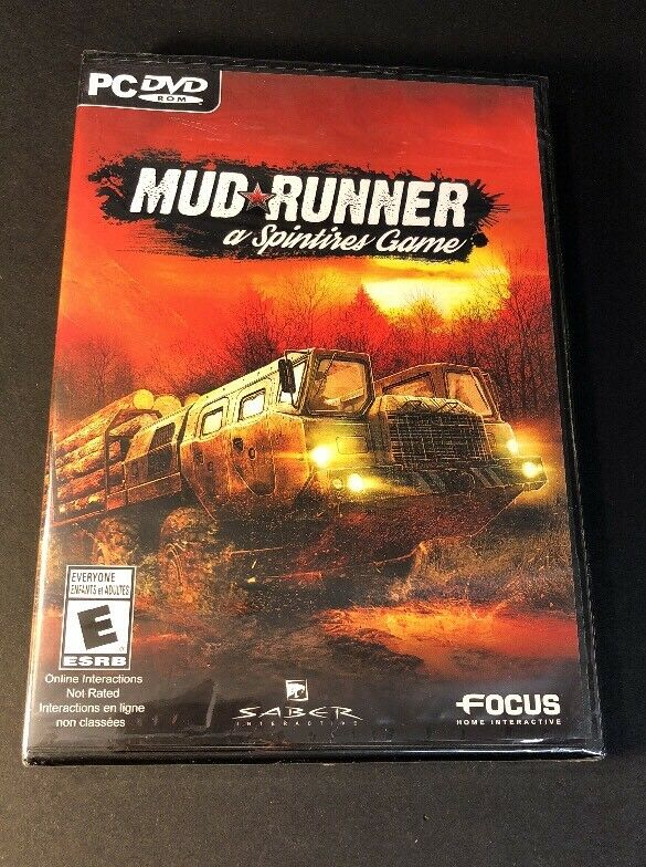 MudRunner: A Spintires game Windows 230396