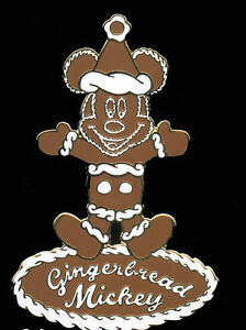 Disney Auctions Gingerbread Set of Trading Pins LTD ED 100 Cambridge Kitchener Area image 6