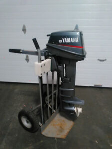 8hp 2 Stroke Yamaha Outboard Long shaft