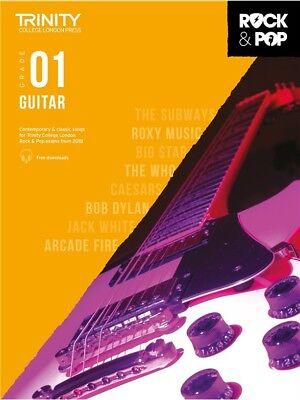 Trinity College Rock & Pop 2018 Guitar Grade 1