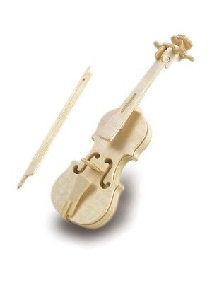 Woodcraft Construction Kit - Violin