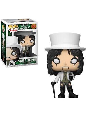 Pop! Rocks: Alice Cooper Pop Vinyl.