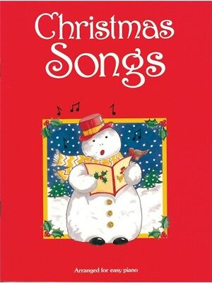 Christmas Songs For Easy Piano Learn to Play Xmas Carols Songs Tunes Music Book ()