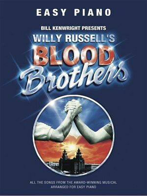 Willy Russell Blood Brothers Tell Me Its Not True Easy Piano BEGINNER MUSIC