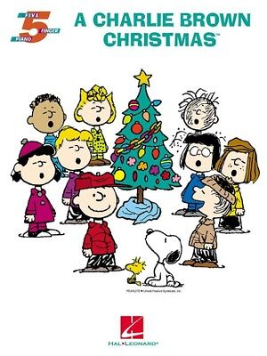 Vince Guaraldi A Charlie Brown Christmas Learn to Play Piano SHEET MUSIC BOOK