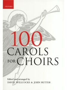 100 Carols for Choirs (Paperback)