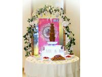 Millies Heavenly Chocolate Fountain Hire
